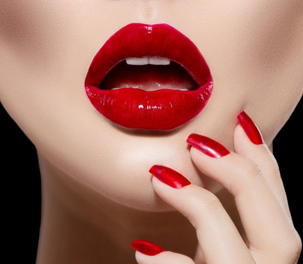 Te tudod mit árul el rólad az ajkaid formája?