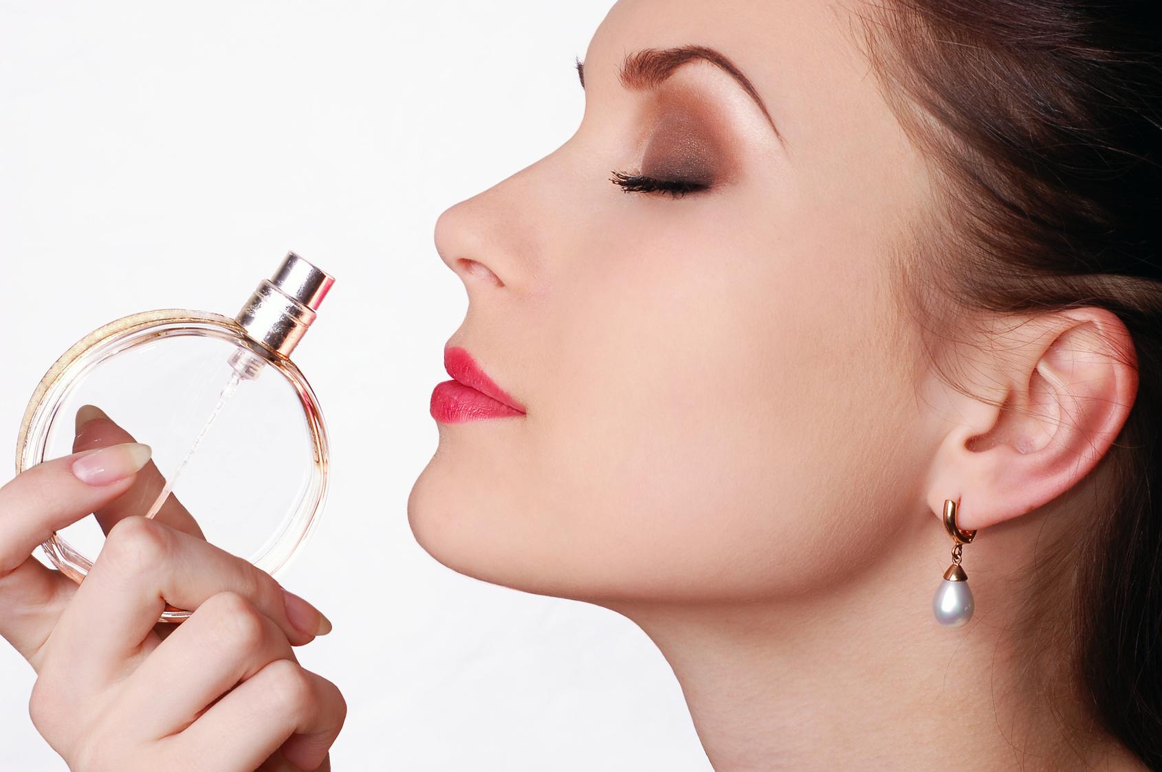 A parfüm helyes használata